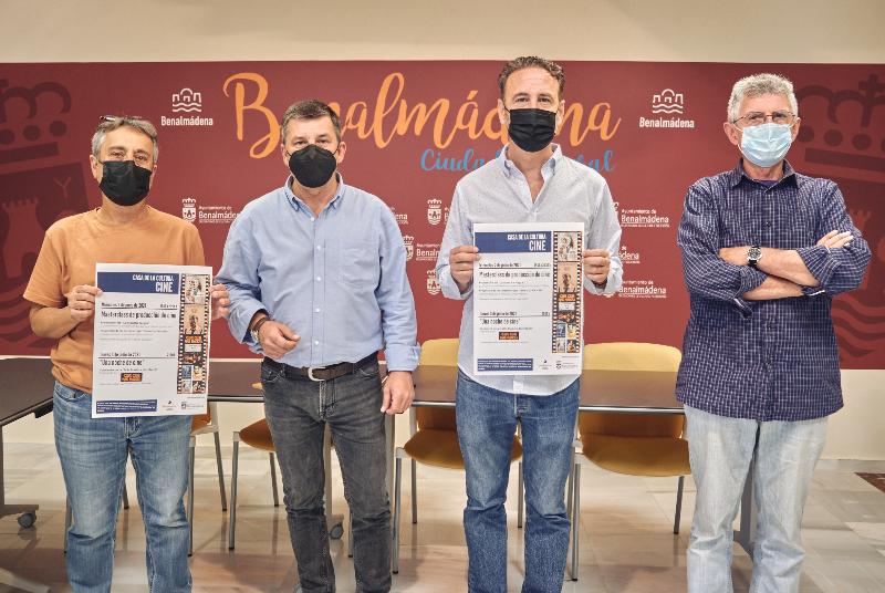 EL CINE REGRESA A LA CASA DE LA CULTURA CON UNA MASTERCLASS DE PRODUCCIÓN Y LA VUELTA DEL CINE-CLUB MÁS MADERA