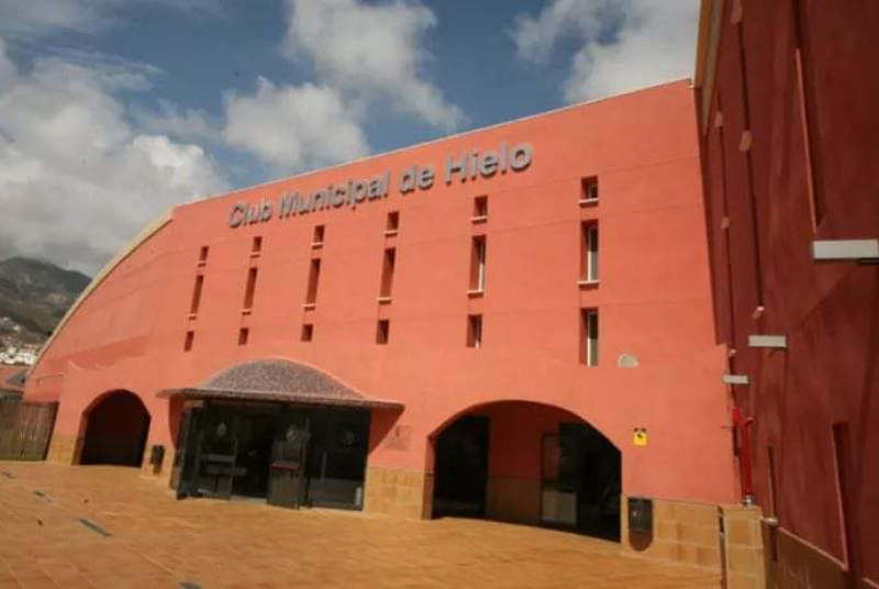 EL AYUNTAMIENTO SACA UN NUEVO PLIEGO PARA LA ADJUDICACIÓN DE LA GESTIÓN DEL CLUB DE HIELO