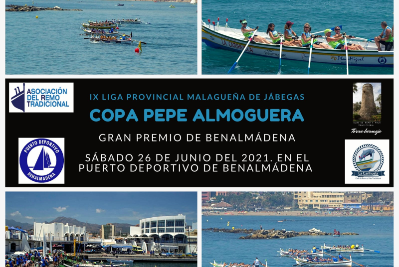 MAÑANA SE CELEBRA EL GRAN PREMIO CIUDAD DE BENALMÁDENA DE LA IX LIGA PROVINCIAL DE JÁBEGAS