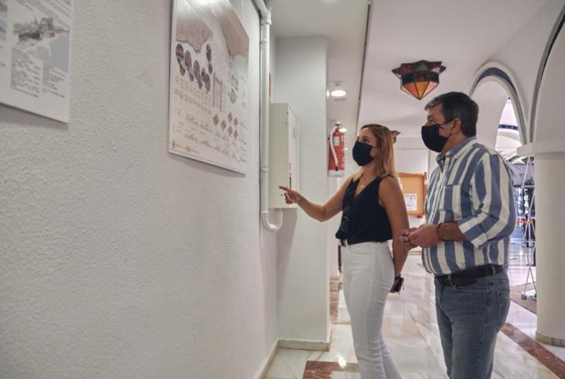 ESTUDIANTES DE ARQUITECTURA DE LA UMA EXPONEN SUS PROPUESTAS PARA MEJORAR LA MOVILIDAD EN BENALMÁDENA