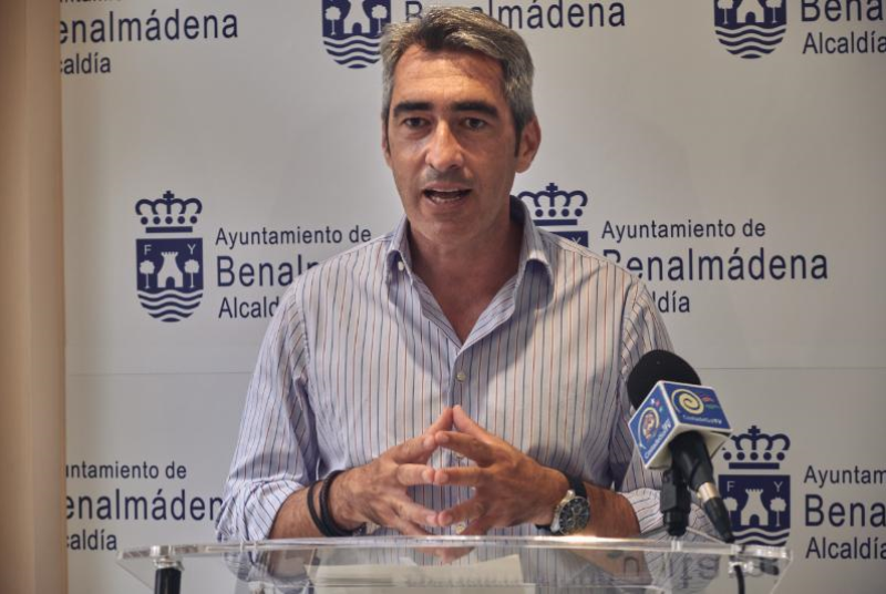 """EL ALCALDE REALIZA UN LLAMAMIENTO """"A PRUDENCIA Y A LA RESPONSABILIDAD CIUDADANA' ANTE EL REPUNTE DE CASOS POSITIVOS DE COVID DURANTE LAS ÚLTIMAS JORNADAS"""