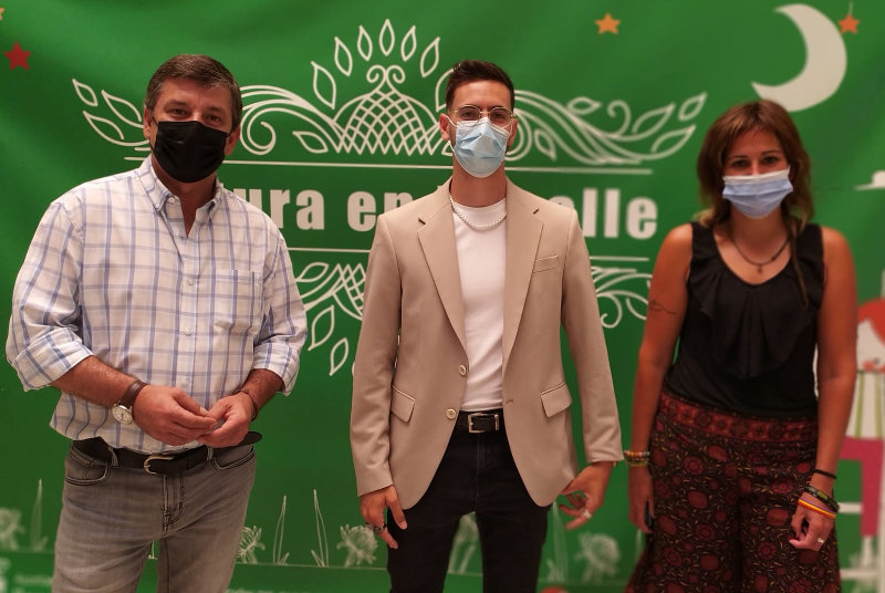 'CULTURA EN LA CALLE' PROSIGUE CON EL CONCIERTO DE NOUS NIZZY MAÑANA MARTES 20
