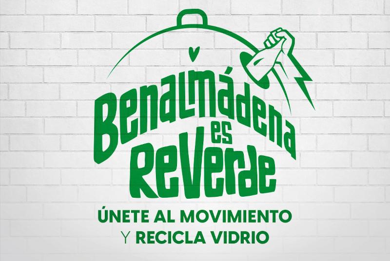 BENALMÁDENA SE ADHIERE A LA CAMPAÑA 'MOVIMIENTO BANDERAS VERDES' DE ECOVIDRIO PARA PROMOVER EL RECICLAJE DE VIDRIO