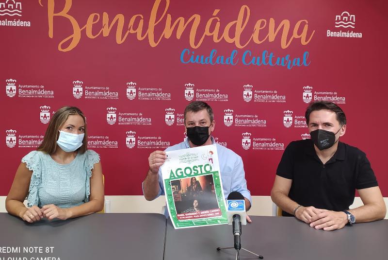 'CULTURA EN LA CALLE' CIERRA SU CICLO DE FLAMENCO CON LA ACTUACIÓN DE ISABEL GUERRERO Y ANDRÉS CANSINO