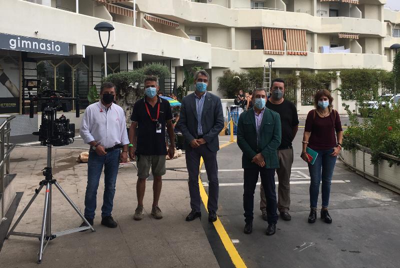 BENALMÁDENA ACOGE EL RODAJE DE LA SERIE 'NO RETURN', UNO DE LOS TRABAJOS MÁS RECIENTES DE BAMBÚ PRODUCCIONES