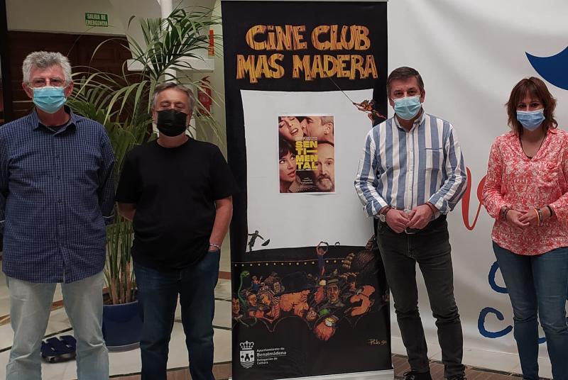EL CINE-CLUB 'MÁS MADERA' VOLVERÁ AL SALÓN DE ACTOS DE LA CASA DE LA CULTURA A PARTIR DEL PRÓXIMO JUEVES 7 DE OCTUBRE