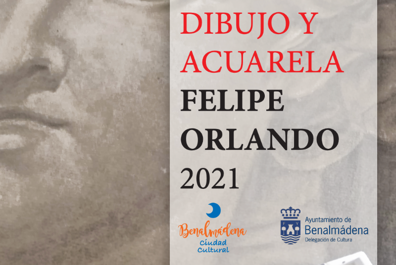 EL CASTILLO EL BIL-BIL ACOGE UNA MUESTRA CON UNA SELECCIÓN DE OBRAS DEL CERTAMEN NACIONAL DE DIBUJO Y ACUARELA FELIPE ORLANDO 2021