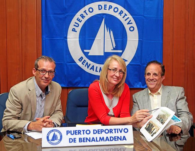 El Ayuntamiento celebra el treinta aniversario del Puerto Deportivo de Benalmádena