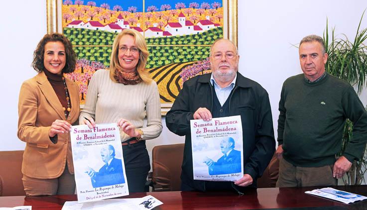 Benalmádena celebra su primera semana flamenca para rendir homenaje a la expresión artística andaluza más universal