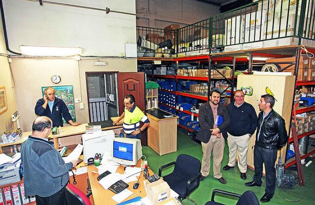 Servicios Operativos afronta una importante restructuración para dar solución a las crecientes demandas del municipio