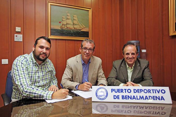 El Puerto y el PDM firman un convenio de colaboración para financiar a los clubes federados del municipio
