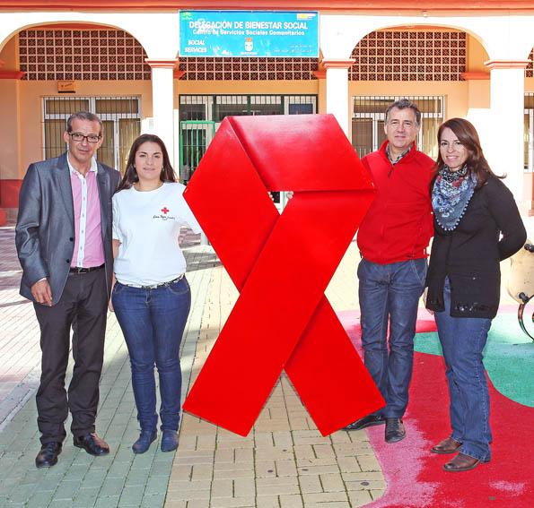 Benalmádena se sumará a la celebración del Día Mundial de la Lucha Contra el Sida el 1 de diciembre