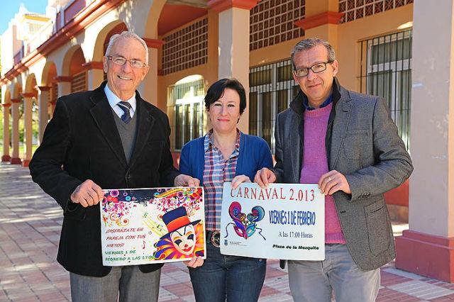 Los mayores darán el viernes el pistoletazo de salida al carnaval de Benalmádena 2013