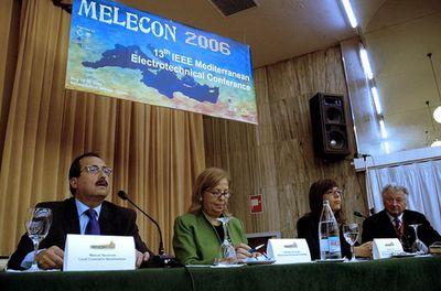 Culminó el Congreso Internacional MELECON 2006