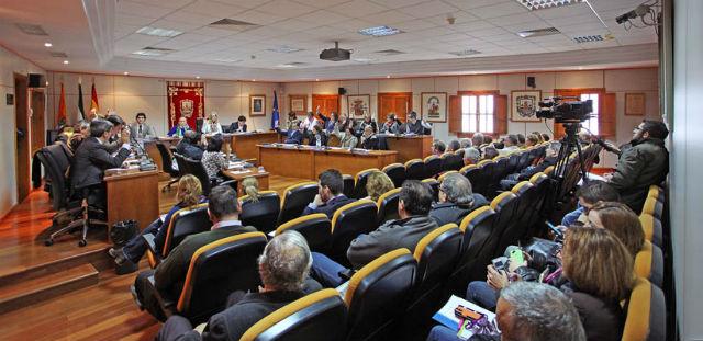 El Ayuntamiento insiste en la necesidad de construir una comisaría de Policía Nacional en el municipio