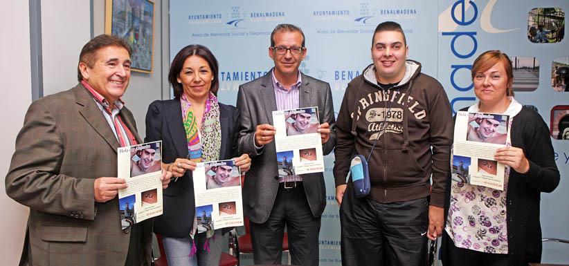 El Ayuntamiento promueve una campaña de recogida de chapas y de papel para ayudar al joven benalmadense Alejandro Duarte