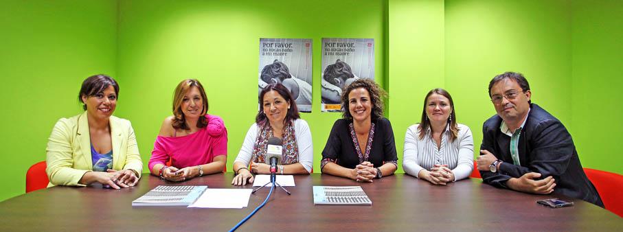 El Ayuntamiento impulsa unos talleres sobre violencia de género en los centros educativos del municipio