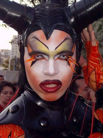 Presentación de la VI Gala Drag Queen del Año Carnaval Benalmádena 200