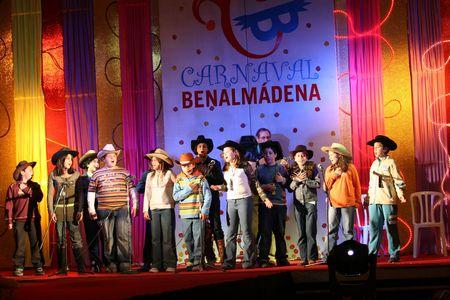 Programa Carnaval Infantil de Benalmádena 2006