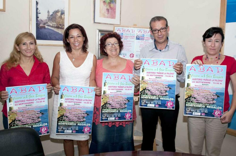 El Auditorio de la Paloma acogerá este sábado la gala anual de la Asociación Abad