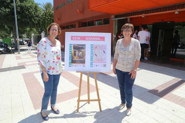 La Biblioteca Arroyo de la Miel organiza este fin de semana un Taller de Identificación de Aves y una Charla sobre los Dólmenes de Antequera