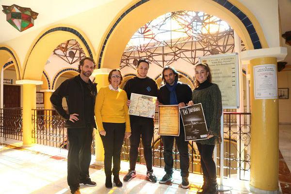 Alezeia Teatro representará 'Las Troyanas' este fin de semana en la Escuela de Arte Dramático de Málaga