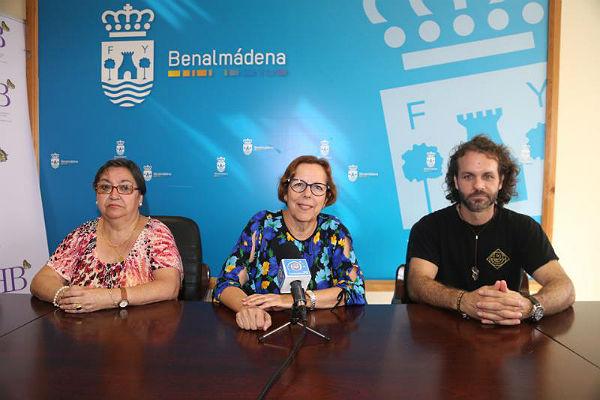 Alezia Teatro dedicará su representación benéfica de fin de curso a la Asociación de Fibromialgía de Benalmádena