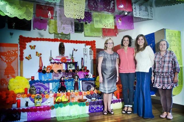 El Museo de Arte Precolombino 'Felipe Orlando' celebrará mañana el Día de los Difuntos con el tradicional altar mejicano