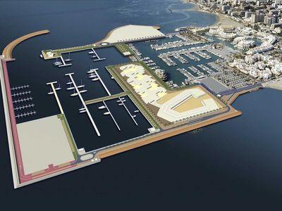 El Ayuntamiento Consigue una Prórroga de Tres Meses para Presentar el Proyecto de Ampliación del Puerto Deportivo.