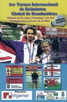 1er Torneo Internacional de Badminton