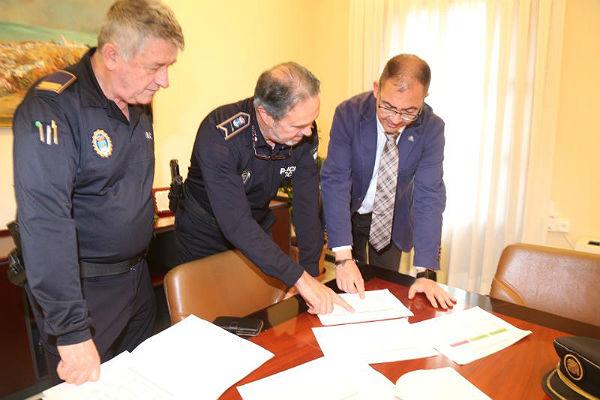 La Policía Local cursó más de 600 sanciones por incumplimiento de las Ordenanzas Municipales durante 2017