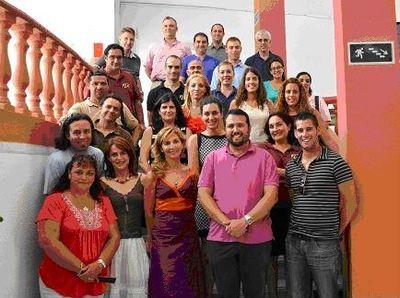 Olea Mantiene una Reunión con Técnicos y Profesores de Benemplea para Marcar las Principales Líneas de Trabajo.