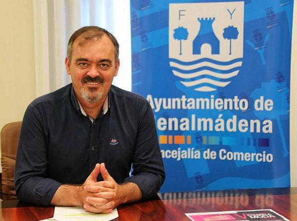 El Concejal de Comercio, Bernardo Jiménez, mantendrá una reunión con la Junta Directiva de la ACEB para iniciar la difusión de la marca 'Centro Comercial Abierto de Benalmádena'