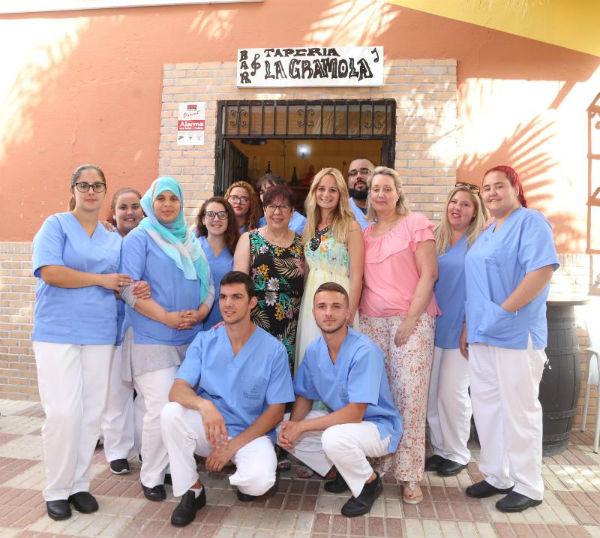 Finaliza el curso de 'Operaciones Básicas de Pisos en Alojamientos' de ' Benaemplea Joven'