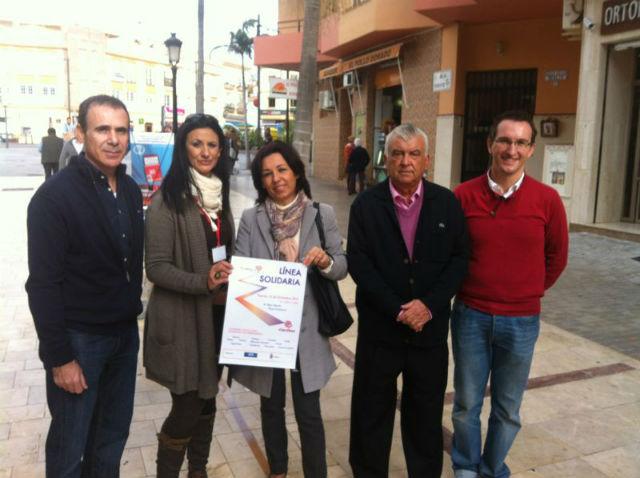 La Aceb pone en marcha una campaña de recogida de alimentos a beneficio de Cáritas