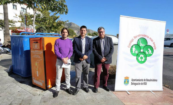 El Ayuntamiento pone en marcha una campaña informativa sobre el Servicio de Recogida de Muebles Usados