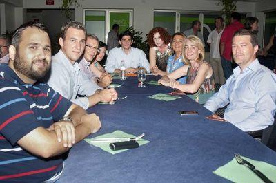 La Alcaldesa, Paloma García Gálvez, Asiste a la Cena Benéfica Organizada por la Fundación Cudeca.
