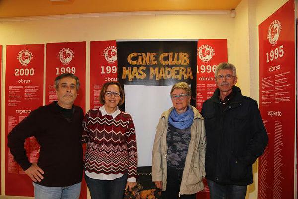 Alumnos del Colegio Maravillas participan en el programa 'Cine para el IES'