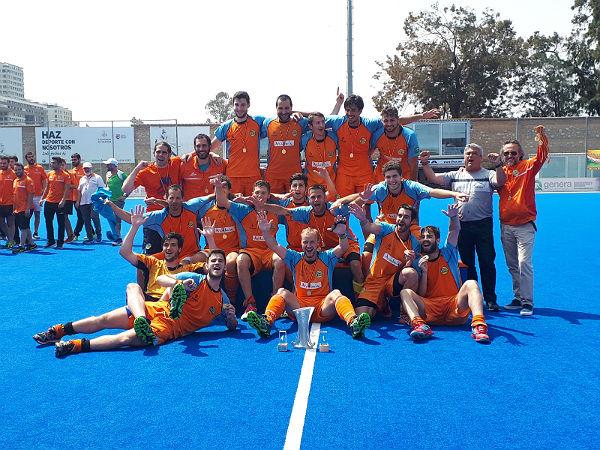 El Club Hockey Benalmádena vuelve a División de Honor B
