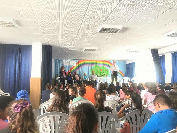 Bienestar Social organiza el 14º Encuentro Intergeneracional 'Conoce a Tus Mayores'