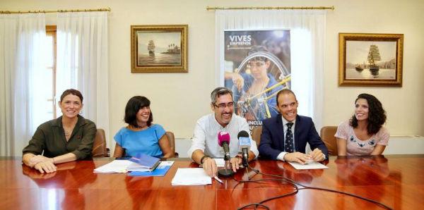 Benalmádena renueva su convenio con Acción Contra El Hambre para el programa Vive Emprende, que apoyó la creación de 11 nuevos negocios en su primera edición.