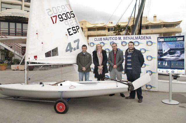 Benalmádena acogerá este fin de semana la I Copa de Andalucía de Vela Ligera de 2013