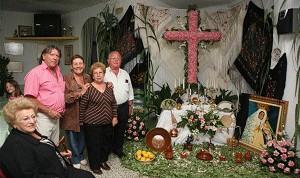 Primer fin de semana de Cruces de Mayo 2006