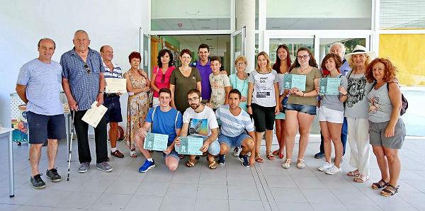Finaliza la actividad de Intercambio Lingüístico en el Edificio Innova