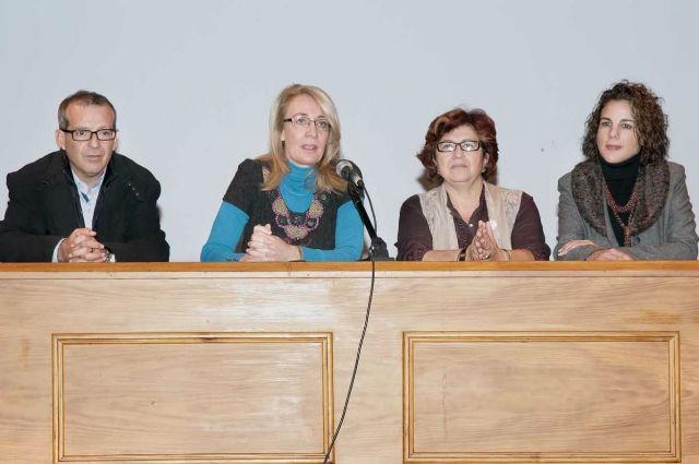La Alcaldesa preside el acto organizado por ABAD con motivo del Día Internacional de las personas con discapacidad
