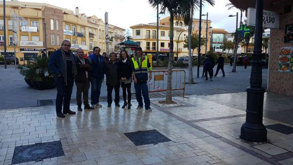 Finalizan las obras de la primera fase del Plan de Empleo Municipal 'Embellece Benalmádena'