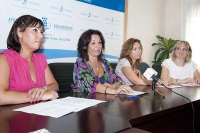 Cerca de 600 mujeres reciben asesoramiento en materia de empleo durante el primer semestre de 2012.