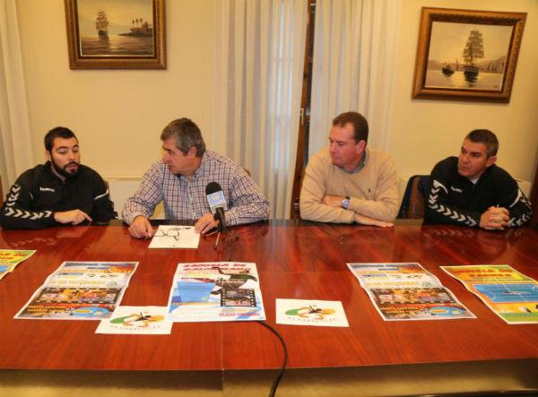 La Asociación Maravilla de Benalmádena inicia los actos de celebración de su 25 Aniversario con el encuentro provincial de balonmano