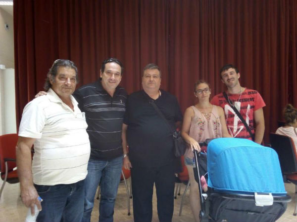 La Concejalía de vivienda y rescate ciudadano facilita la tramitación de contratos de alquiler de viviendas del Sareb a cuatro familias.