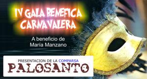 Éxito de de la  IV Gala Benefica Carnavalesca